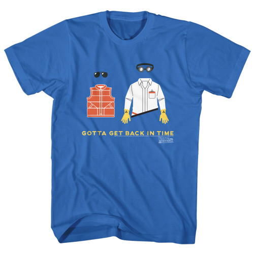 Image for Back to the Future T-Shirt - Gotta Get Back