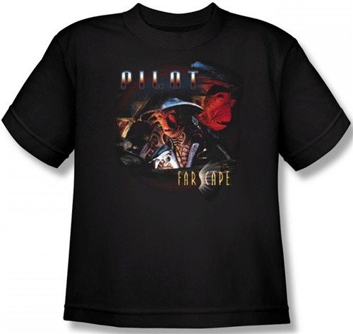 Image for Farscape Pilot Youth T-Shirt