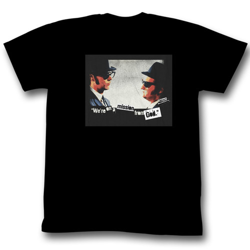 Image for The Blues Brothers T-Shirt - We're on a Mission