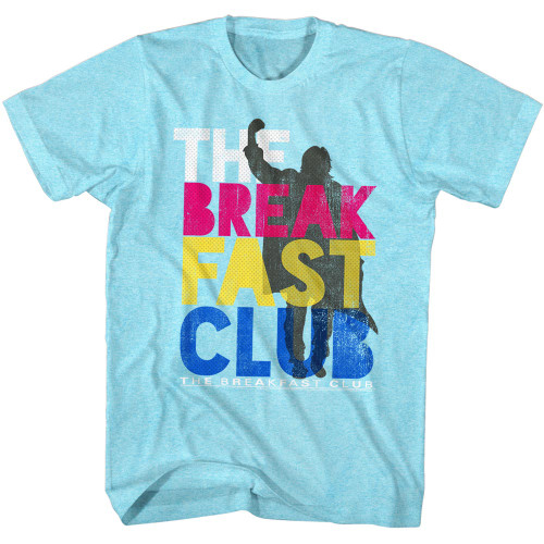 Image for The Breakfast Club T-Shirt - Colorful