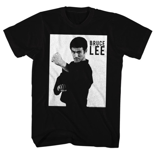 Image for Bruce Lee Classic Bruce T-Shirt