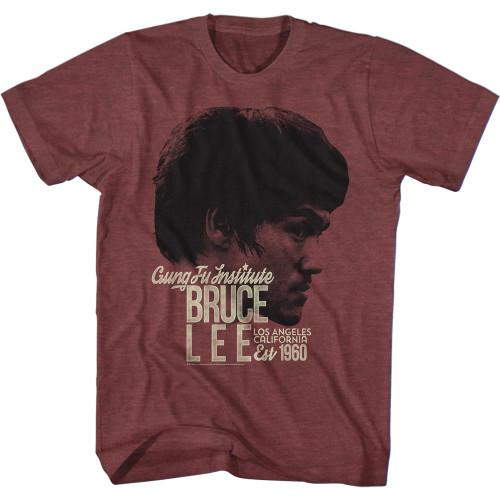 Image for Bruce Lee Gung Fu est. 1960 T-Shirt