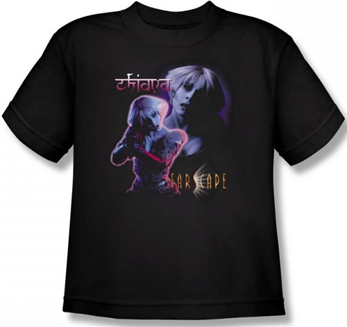 Image for Farscape Chiana Youth T-Shirt