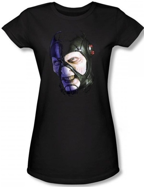 Image for Farscape Keep Smiling Girls Shirt
