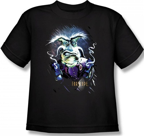 Image for Farscape Rygel Smoking Guns Youth T-Shirt