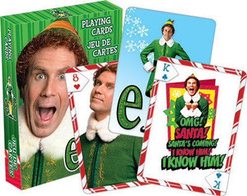 Image for Elf Playing Cards