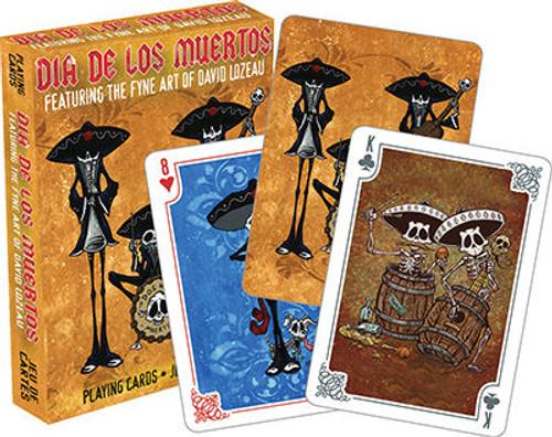 Image for Dia De Los Muertos Playing Cards