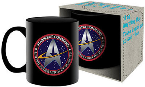 Image for Star Trek Starfleet Logo Coffee Mug