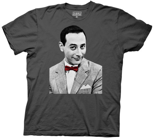 Image for Pee Wee Herman T-Shirt - Bow Tie