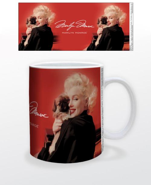 Image for Marilyn Monroe Love Coffee Mug