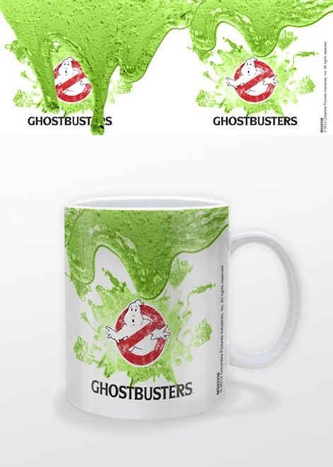 Image for Ghostbusters Slime Coffee Mug