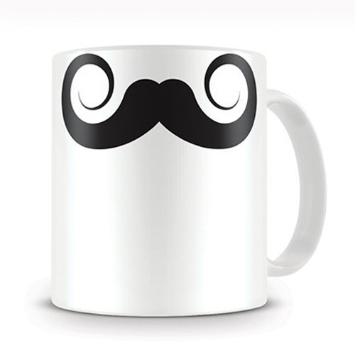 Image for Mustache the Bandito Coffee Mug