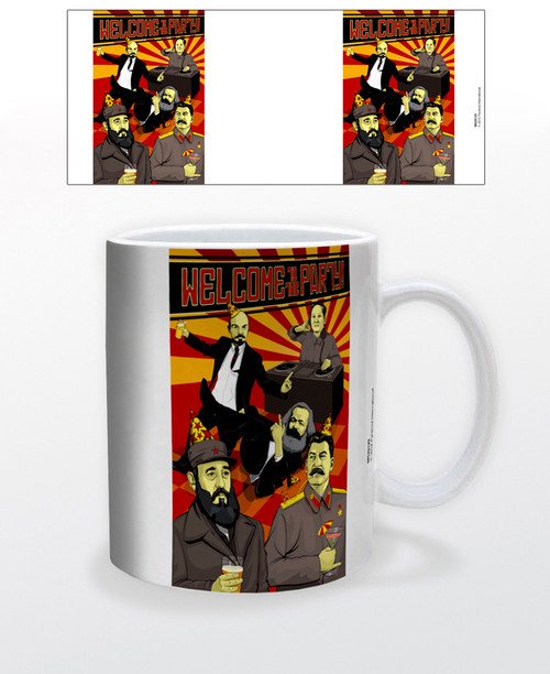 Image for Welcome to the Party Coffee Mug