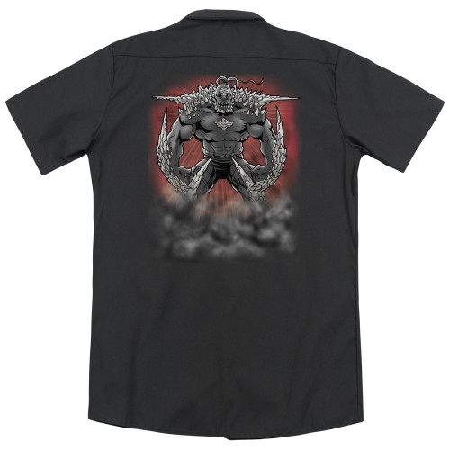Image for Superman Dickies Work Shirt - Doomsday Dust
