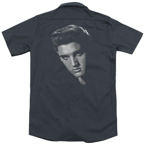 Image detail for Elvis Dickies Work Shirt - American Idol