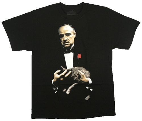 Image for Godfather Keep your friends close T-Shirt