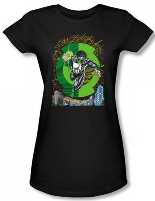 Image for Green Lantern #51 Cover Girls Shirt