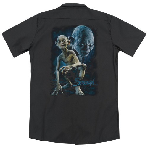 Lord of the Rings Work Shirt - Smeagol