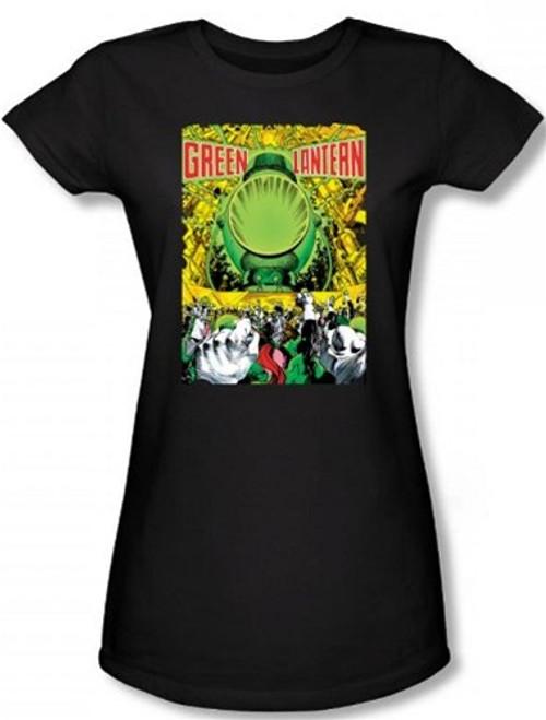 Image for Green Lantern #200 Cover Girls Shirt