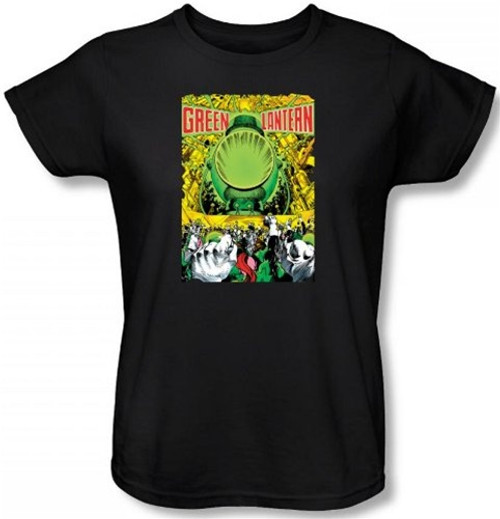 Image for Green Lantern #200 Cover Woman's T-Shirt