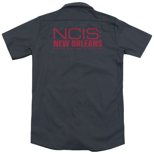 Image for NCIS:New Orleans Dickies Work Shirt - Logo