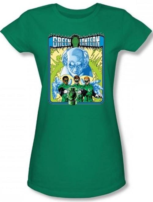 Image for Green Lantern #184 Cover Girls Shirt