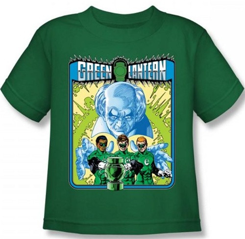 Image for Green Lantern #184 Cover Kid's T-Shirt