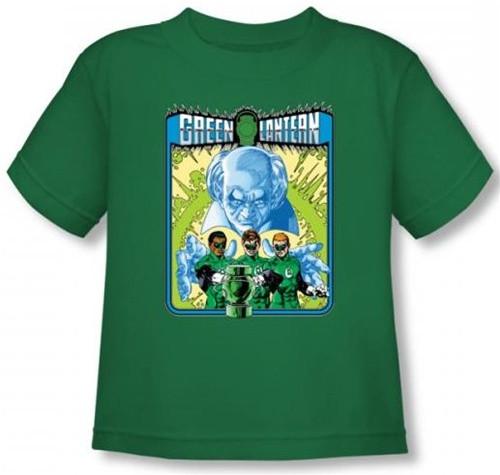 Image for Green Lantern #184 Cover Toddler T-Shirt