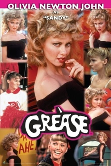 Image for Greace Poster - Olivia Newton John