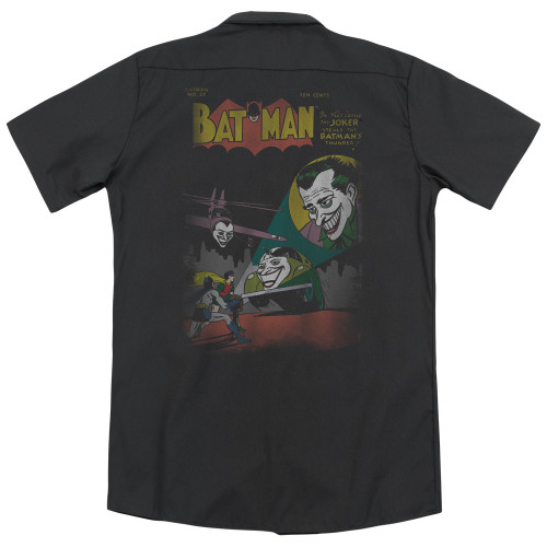Image for DC Comics Dickies Work Shirt - Wrong Signal