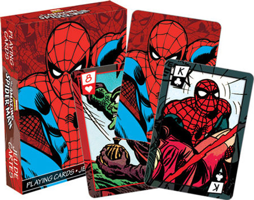 Image for Spider-Man Playing Cards - Comics