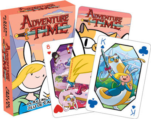 Image for Adventure Time Playing Cards - Gender Bender