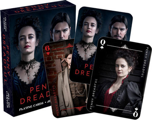 Image for Penny Dreadful Playing Cards - Cast