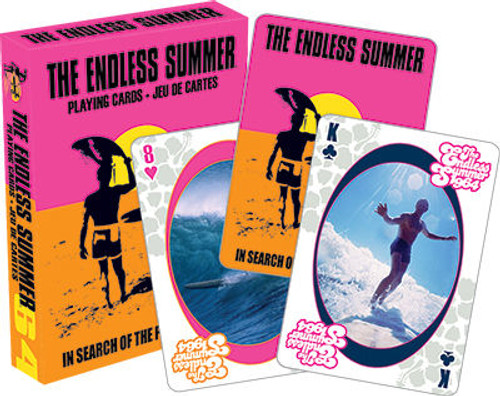 Image for The Endless Summer Playing Cards