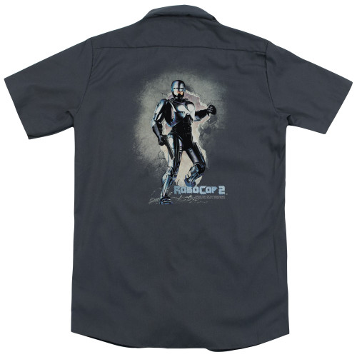 Image for Robocop Dickies Work Shirt - Break On Through