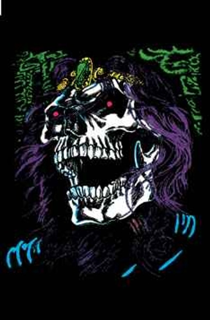 Image for Lich Blacklight Poster