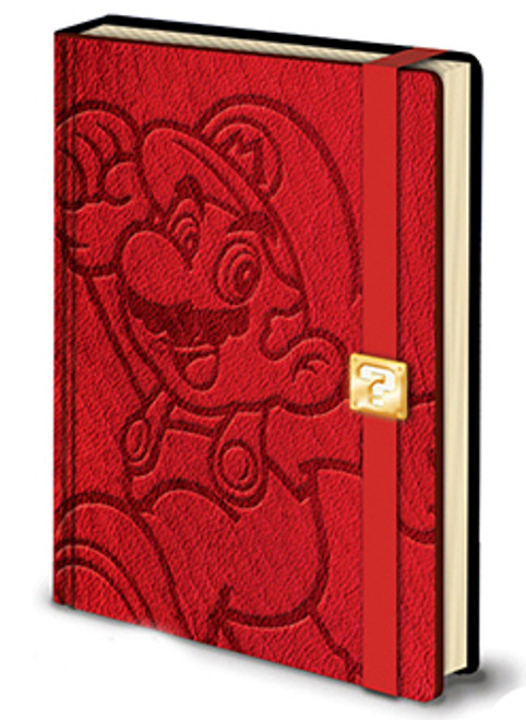 Image for Mario Journal - Premium