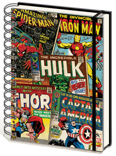 Image for Marvel Journal - Cover Collage