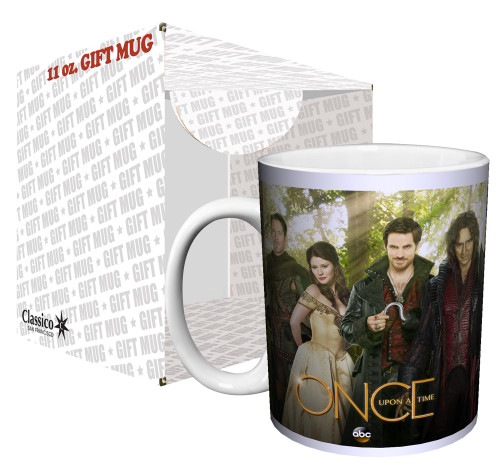 Image for Once Upon A Time Green Forest Coffee Mug