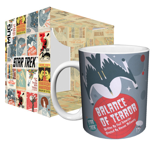 Image for Star Trek Balance of Terror Coffee Mug