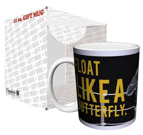 Image for Muhammad Ali Sting Like a Bee Coffee Mug