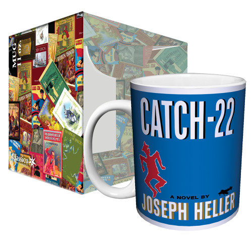 Image for Classic Book Cover Catch 22 Coffee Mug