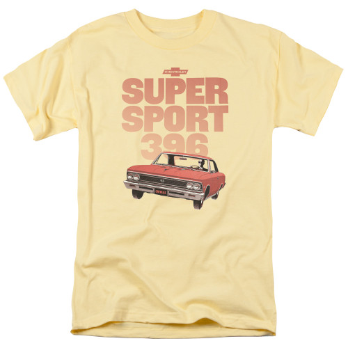 Image for Chevy T-Shirt - Super Sport 396