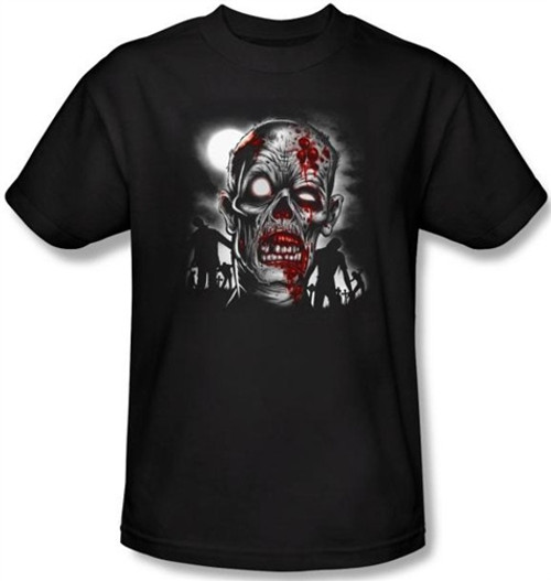 Image for Zombie T-Shirt - Walking Dead
