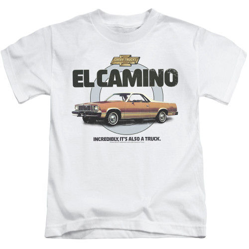 Image for Chevy Kids T-Shirt - Also a Truck
