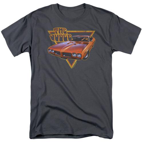 Image for Pontiac T-Shirt - Judged