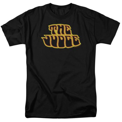 Image for Pontiac T-Shirt - Judged Logo on Black