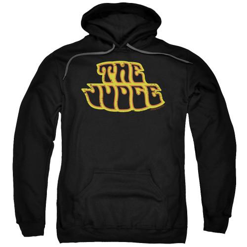 Image for Pontiac Hoodie - Judged Logo on Black