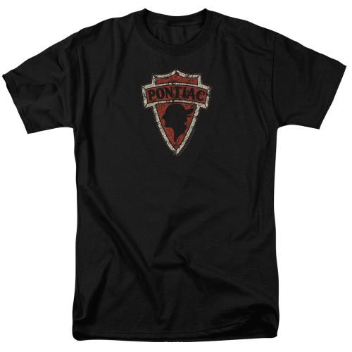 Image for Pontiac T-Shirt - Early Pontiac Arrowhead