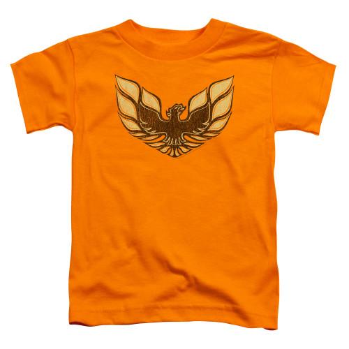 Image for Pontiac Toddler T-Shirt - Ross 1975 Bird